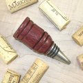 #WBS1018 - Wooden Wine Bottle Stopper