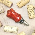 #WBS1013 - Wooden Wine Bottle Stopper