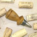 #WBS1014 - Wooden Wine Bottle Stopper