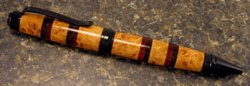 #1005 - Segmented Maple Burl