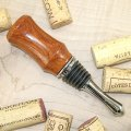 #WBS1020 - Wooden Wine Bottle Stopper