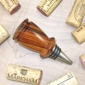 #WBS1017 - Wooden Wine Bottle Stopper