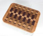#CB1041 - Fancy End Grain Cutting Board